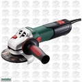 "Metabo 600388420 5"" 8.5 Amp Variable Speed Angle Grinder w/ Lock On Switch"