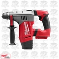 "Milwaukee 0757-20 M28 Fuel 1-1/8"" SDS Plus Rotary Hammer (Tool Only)"