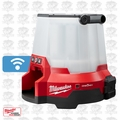Milwaukee 2146-20 M18 RADIUS LED Compact Site Light w/ ONE-KEY Bluetooth
