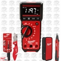 Milwaukee 2220-20 4pc Electrical Test and Measurement Combo Kit