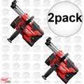 Milwaukee 2306-20 2pk M12 HAMMERVAC Universal Dust Extractor (Tool Only)