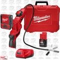 Milwaukee 2317-21 M12 M-SPECTOR FLEX 3' Inspection Camera Kit w/ PIVOTVIEW