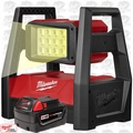 Milwaukee 2360-20P ROVER M18 LED HP Flood Light w/ XC Battery