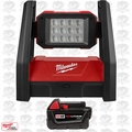 Milwaukee 2360-20 ROVER M18 LED HP Flood Light w/ XC Battery