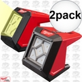 Milwaukee 2364-20 2pk M12 Rover Compact Flood Light (Tool Only)