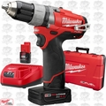 "Milwaukee 2403-22 12 Volt M12 FUEL 1/2"" Drill/Driver Kit"