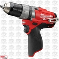 "Milwaukee 2404-20 M12 FUEL 1/2"" Hammer Drill/Driver (Tool Only)"