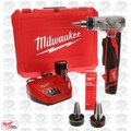 Milwaukee 2432-22 12 Volt Cordless M12 ProPEX Expansion Tool Kit OB
