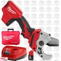 Milwaukee 2470-21 M12 Cordless PVC Shear Kit