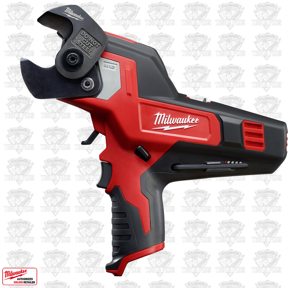 Milwaukee 2472 20 m12 600 mcm cable cutter bare tool greentooth Images