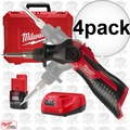 Milwaukee 2488-21 M12 Cordless Soldering Iron Kit 4x