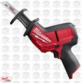 Milwaukee 2520-20 M12 FUEL HACKZALL Recip Saw (Tool Only)