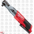 "Milwaukee 2558-20 M12 Fuel 12V Li-Ion Cordless 1/2"" Ratchet (Tool-Only)"