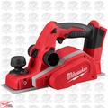 """Milwaukee 2623-20 M18 3-1/4"""" Planer (Tool Only)"""