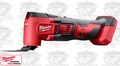 Milwaukee 2626-20 18 Volt M18 Cordless LITHIUM-ION Multi-Tool (Tool Only)