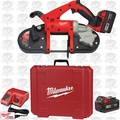Milwaukee 2629-22 18 Volt M18 Cordless Band Saw Kit
