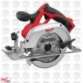 "Milwaukee 2630-20 18V M18 Cordless 6-1/2"" Circular Saw (Tool Only) OB"