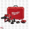 "Milwaukee 2633-22 M18 FORCELOGIC 2""-3"" ProPEX Expansion Tool Kit OB"