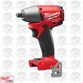 "Milwaukee 2655B-20 1/2"" Impact Wrench with Ball-Pin (Tool Only)"