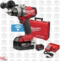 "Milwaukee 2705-22 M18 FUEL 1/2"" Drill/Driver with ONE-KEY Kit OB"