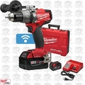 "Milwaukee 2706-22 M18 FUEL 1/2"" Hammer Drill/Driver w/ ONE-KEY Kit OB"