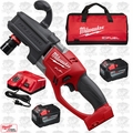 Milwaukee 2708-22HD M18 FUEL Quik-Lok Hawg Right Angle Drill 2 9.0 Batts