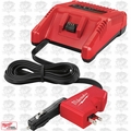 Milwaukee 2710-20 18 Volt M18 AC/DC Vehicle and Wall Charger