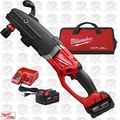 Milwaukee 2711-22 M18 FUEL SUPER HAWG Right Angle Drill w/ QUIK-LOK Kit