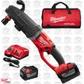Milwaukee 2711-22HD Super Hawg M18 FUEL HIGH DEMAND 2x 9.0Ah Quik-Lok O-B