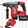 "Milwaukee 2715-20 M18 FUEL 1-1/8"" SDS Plus Rotary Hammer 9.0ah Kit"