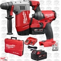 "Milwaukee 2715-22 M18 FUEL 1-1/8"" SDS Plus Rotary Hammer w/ Hex Impact"