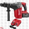 "Milwaukee 2717-20 M18 FUEL 1-9/16"" SDS Max Hammer Drill 9.0ah Kit"