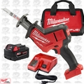 Milwaukee 2719-21 M18 FUEL 18-Volt Li-Ion Brushless HACKZALL Recip Saw Kit