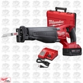 Milwaukee 2720-21 18V M18 FUEL SAWZALL Kit w/ 5.0 Batt,Charger,Case M18 Saw O-B