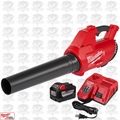 Milwaukee 2728-21HD M18 FUEL Blower Kit 9.0ah High Demand Batt