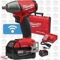 "Milwaukee 2759-22 M18 FUEL 1/2"" Compact Impact w/ Pin Detent + ONE-KEY OB"