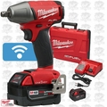 "Milwaukee 2759B-22 M18 FUEL 1/2"" Compact Impact w/ Fric Ring + ONE-KEY Kit"