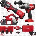 "Milwaukee 2773-22 1/2"" - 2"" M18 Force Logic Press Tool Kit Kit"