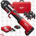 "Milwaukee 2773-22 1/2"" - 2"" M18 Force Logic Press Tool Kit OB"