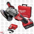 "Milwaukee 2780-21 M18 FUEL 4-1/2""/5"" Grinder, Paddle Switch No-Lock Open Box"