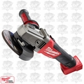 "Milwaukee 2781-20 M18 FUEL 4-1/2""-5"" Grinder Slide Swtch Lock-On (Tool Only)"