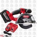 Milwaukee 2782-20 M18 FUEL Metal Cutting Cordless Circular Saw 9.0ah Kit