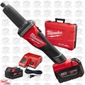 Milwaukee 2784-22 M18 1/4'' Die Grinder 2 Battery Kit