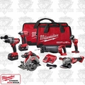 Milwaukee 2796-26 M18 18v Brushless FUEL LITHIUM-ION 6-Tool Combo Kit