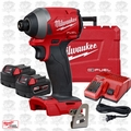 "Milwaukee 2853-22 M18 FUEL 1/4"" Hex Impact Driver"