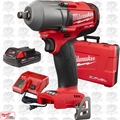 Milwaukee 2861-21CT M18 Fuel Mid Torque Impact Wrench 5.0 Starter Kit