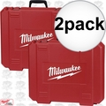 Milwaukee 42-55-0121 2pk Hole Hawg Carrying Case for 1675-6 1676-6
