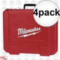 Milwaukee 42-55-0121 4pk Hole Hawg Carrying Case for 1675-6 1676-6