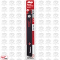 "Milwaukee 48-00-1440 6"" Diamond Grit THE TORCH SAWZALL Blade"