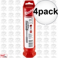 Milwaukee 48-03-3025 4pk SDS-Max To SDS-Plus Chuck Adapter